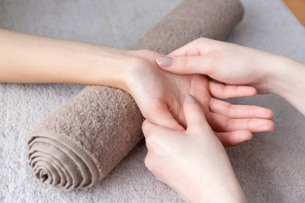 30 Minute Hand and Foot Massage